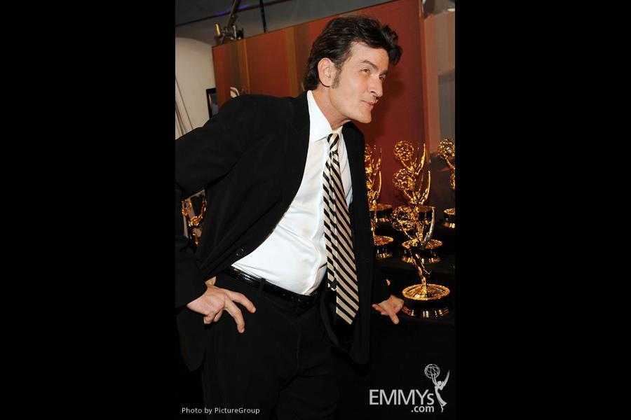 Charlie Sheen - Emmy Awards, Nominations and Wins | Television Academy