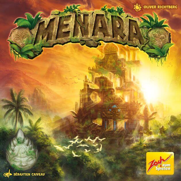 menara board game beginners