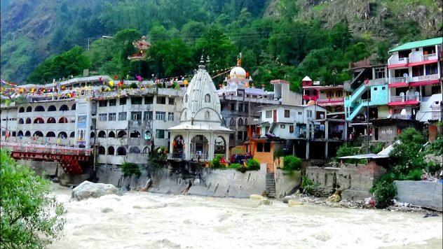 Manikaran Sahib - Places to visit in Kasol