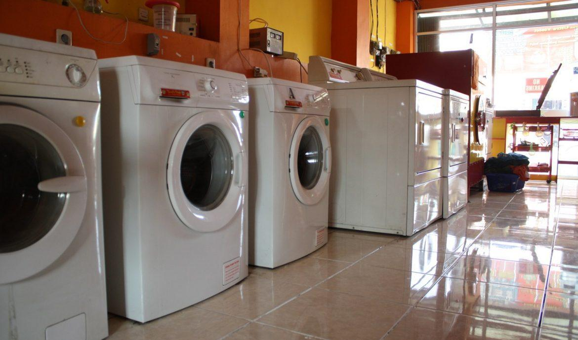 Open a Laundry Business