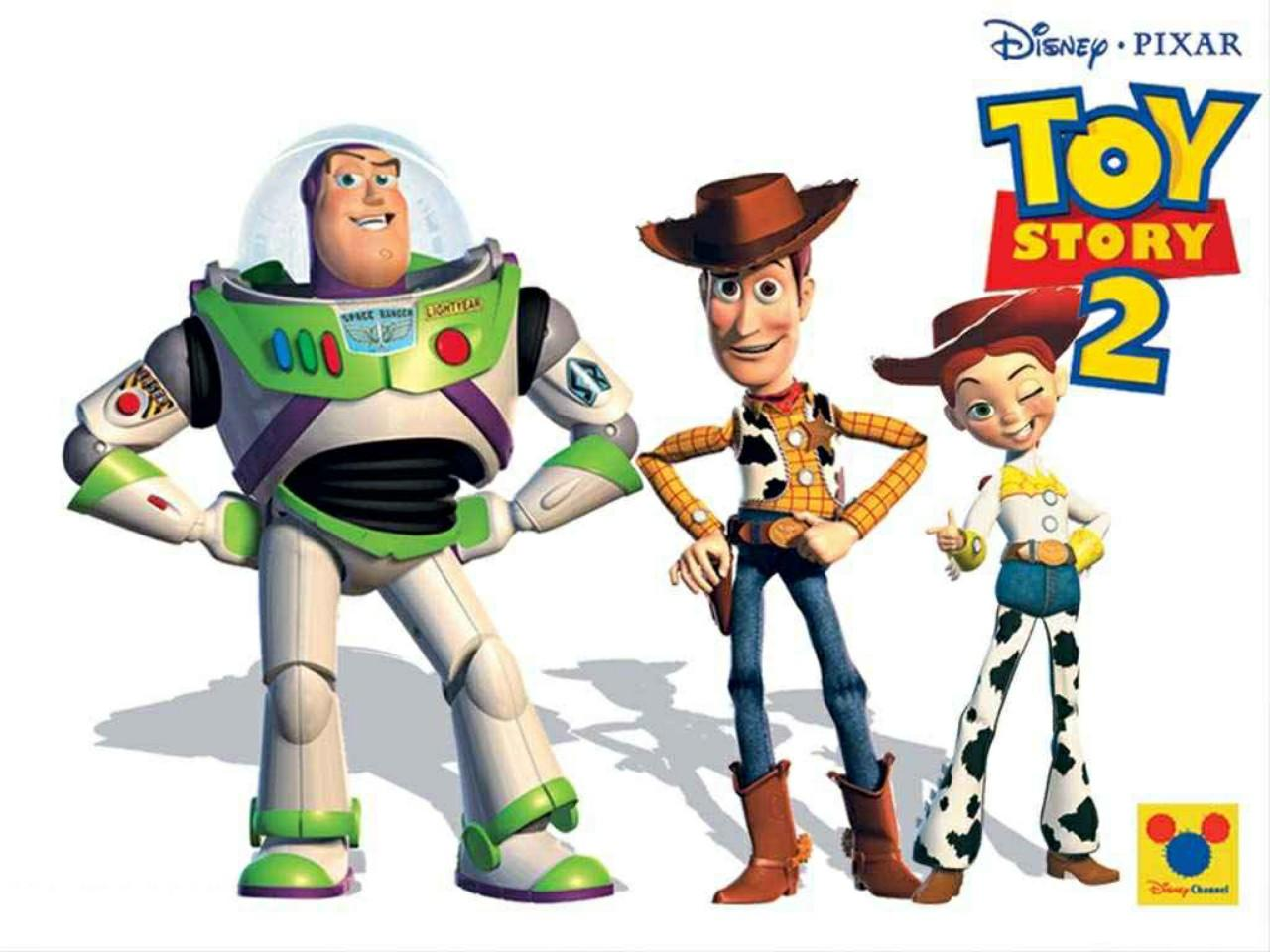 Buzz and Woody come back with new characters