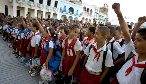 Image result for educacion + cuba