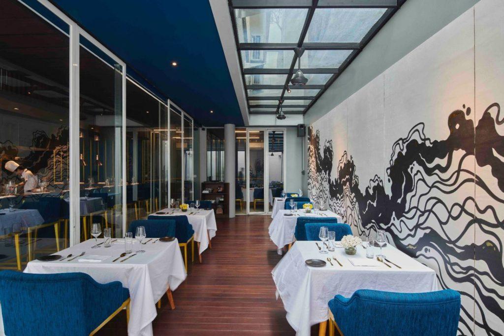 view of 71st Omakase Restaurant