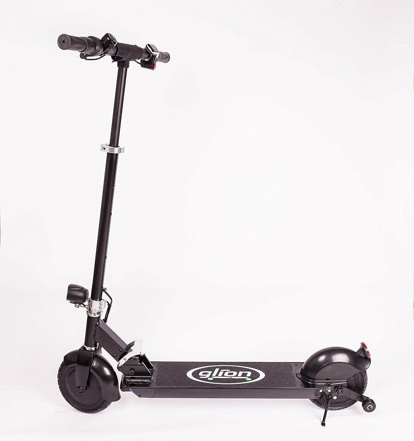 Glion Dolly Foldable electric scooter for heavy adults