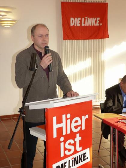 Ein gestandener Politiker: Heiko Poppe will bald auf Landesebene mitmischen (©ASC)