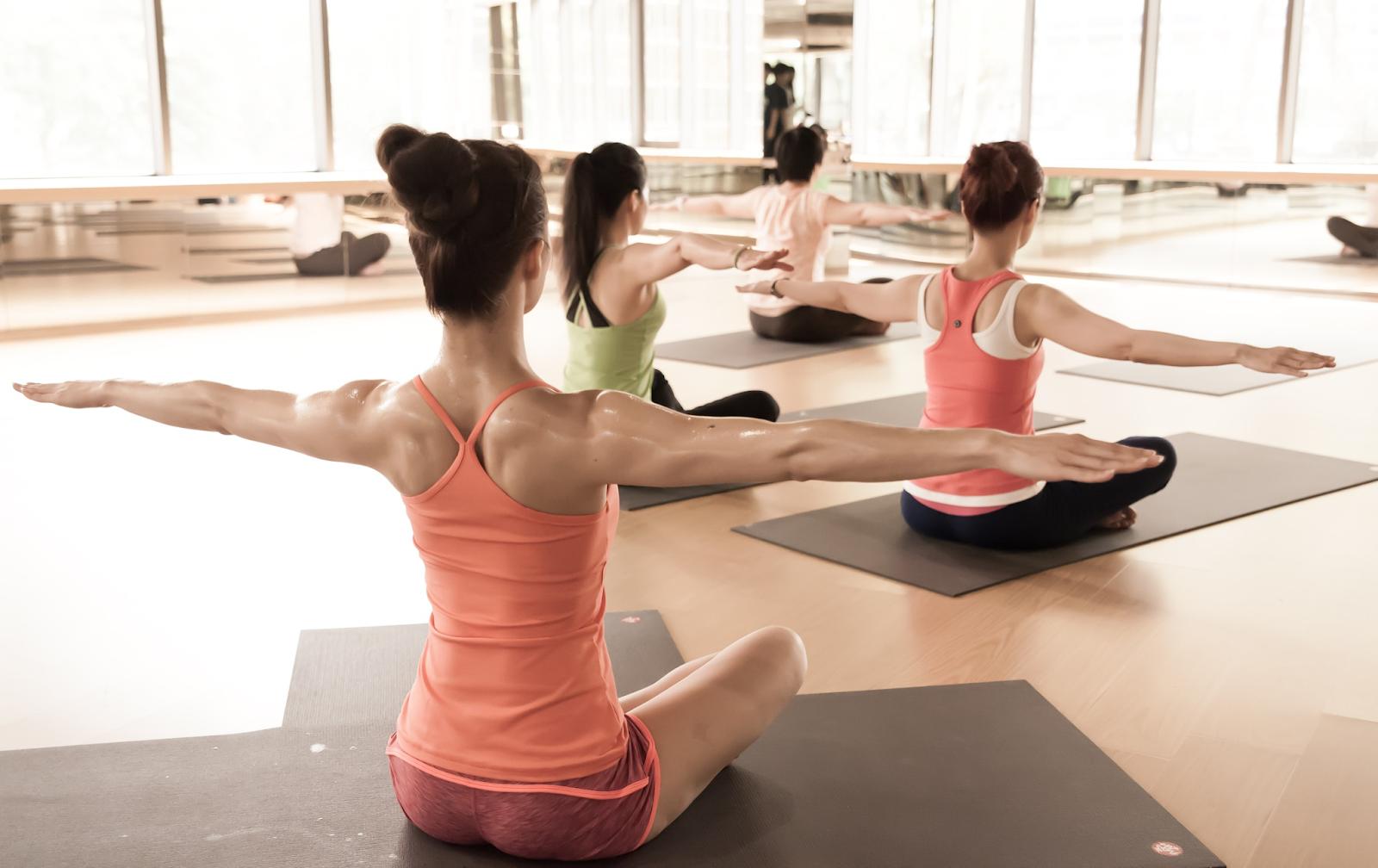 瑜珈 親子瑜珈 瑜珈課程 初學 熱瑜伽 空中瑜珈 減肥瘦身