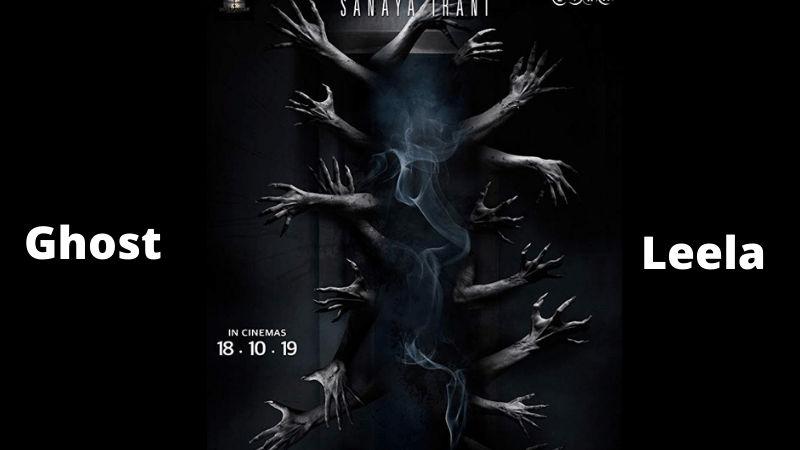 Ghost Leela horror web series in hindi