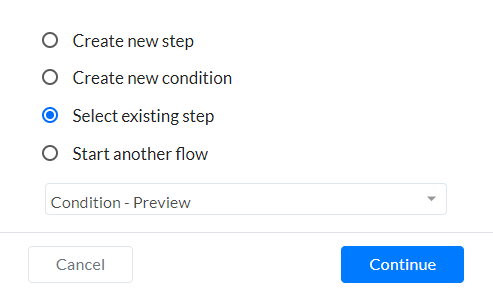 condition block setup in silfer bots