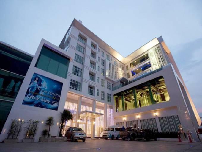 ผลการค้นหารูปภาพสำหรับ Glacier Hotel Khon Kaen