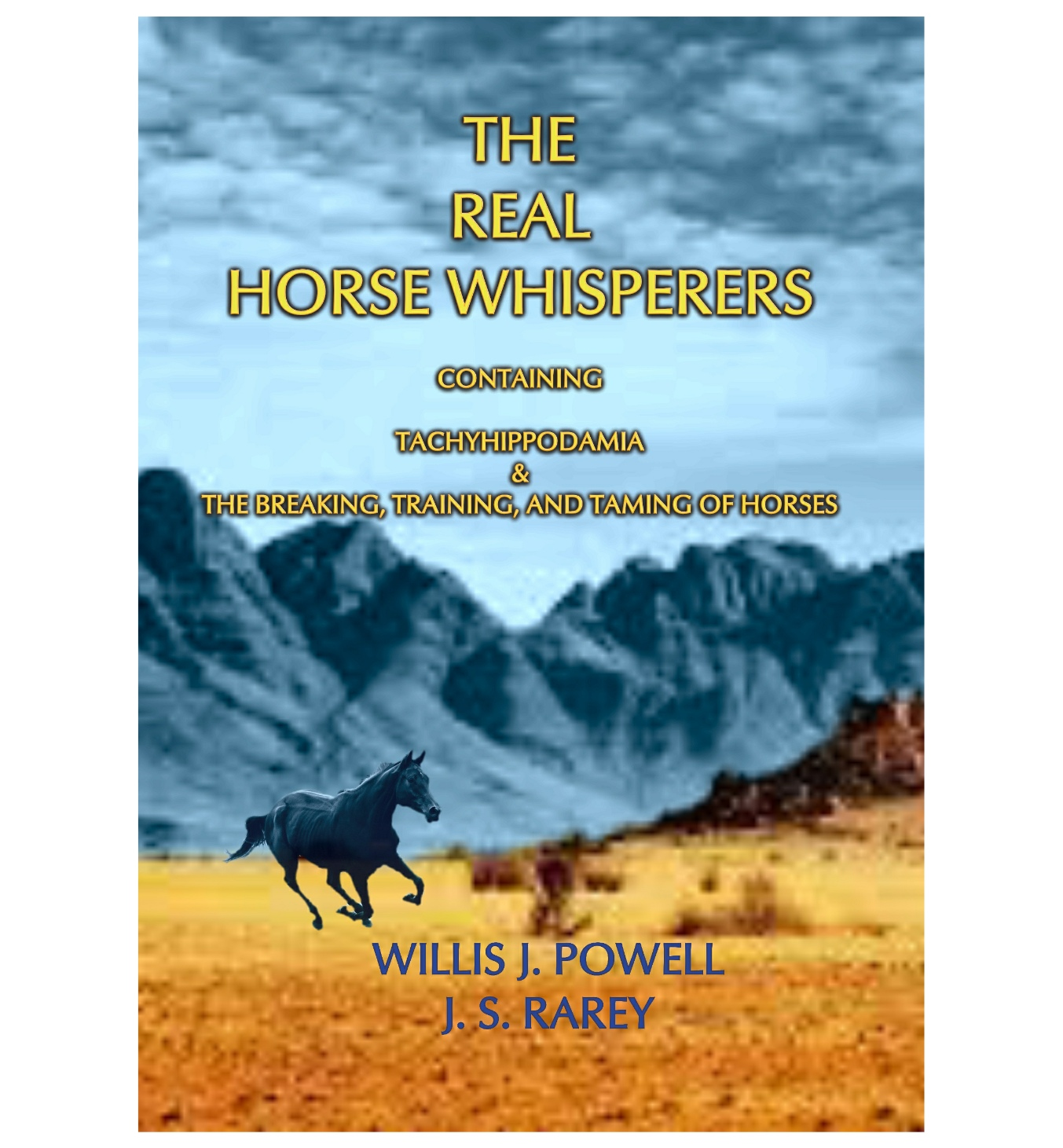 The Real Horse Whisperers - cover.jpg
