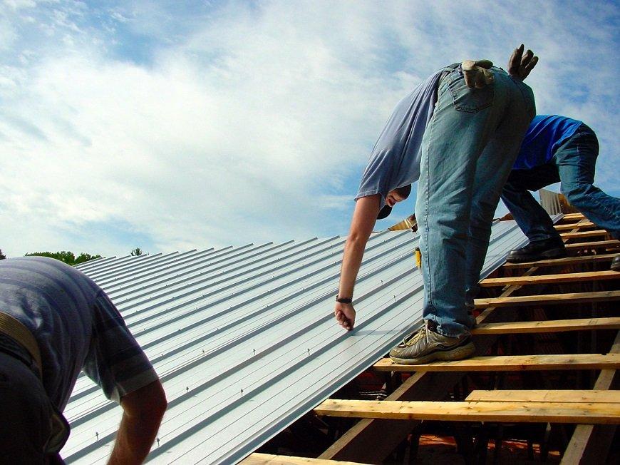 Lắp đặt tôn lợp mái cho công trình đúng cách