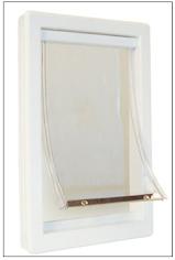 Ideal Original Pet Door with Clear Flap