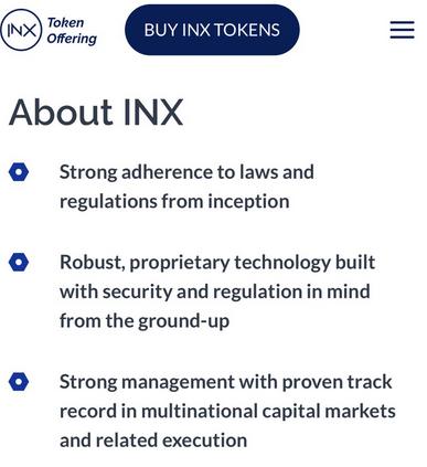 inx descrição