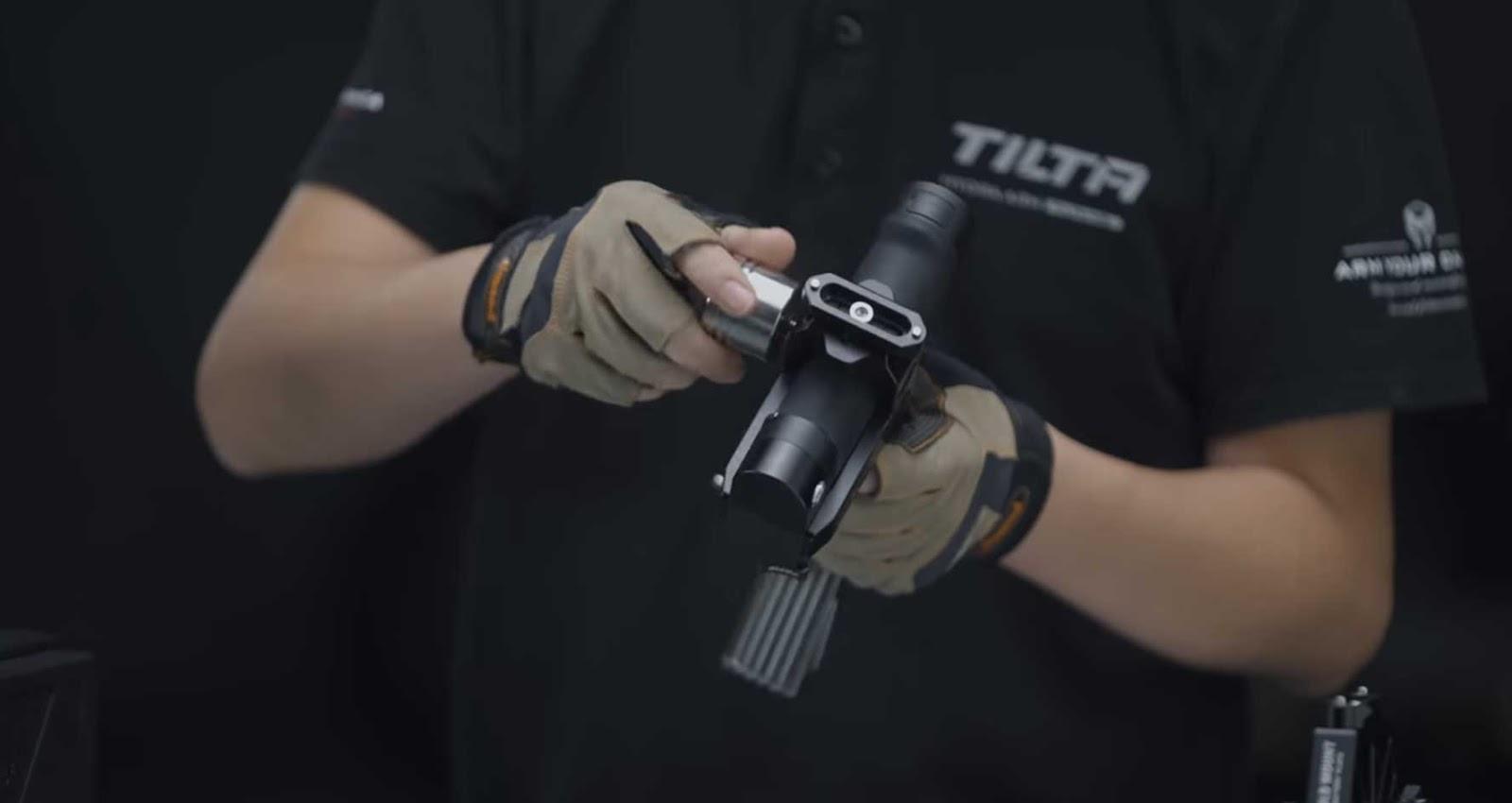 Tilta Float system counterweight