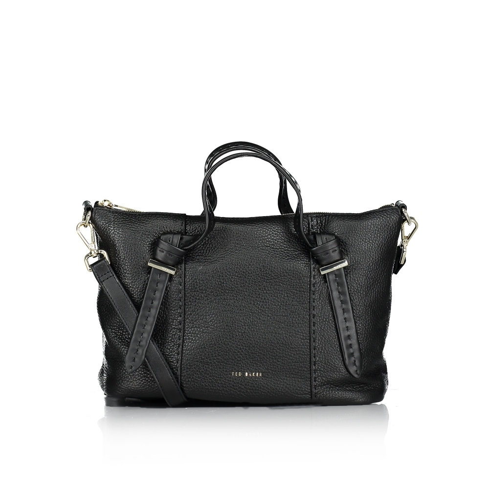 Ted Baker Olmia Knotted Handle Small Tote