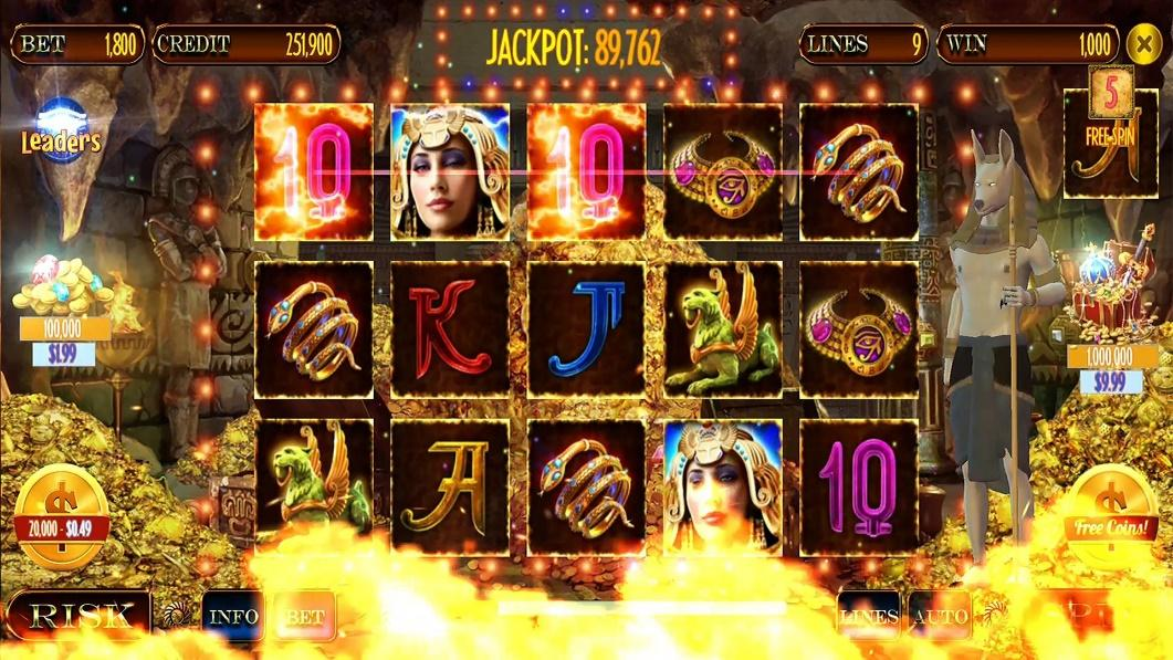 Book of Dead Treasures Online Casino Slot Machines for Android - APK  Download