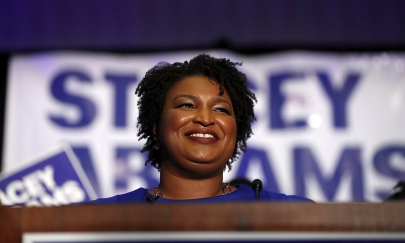Stacey Abrams, a notable Black woman sellout
