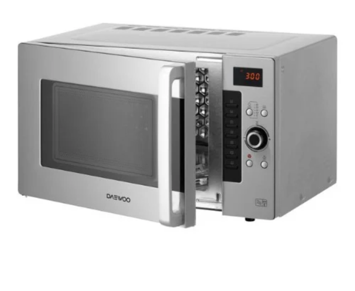 Freestanding Combination Microwave is flexible and location friendly. Source: Konga