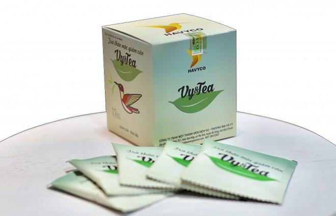 Trà thảo mộc vy tea Hà vy từng bước chinh phục người tiêu dùng