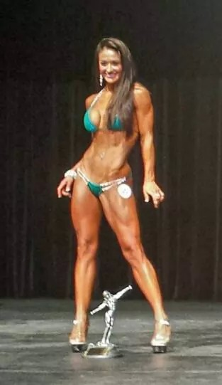 Tamiu Alumnus Excels At Local Bodybuilding Competition