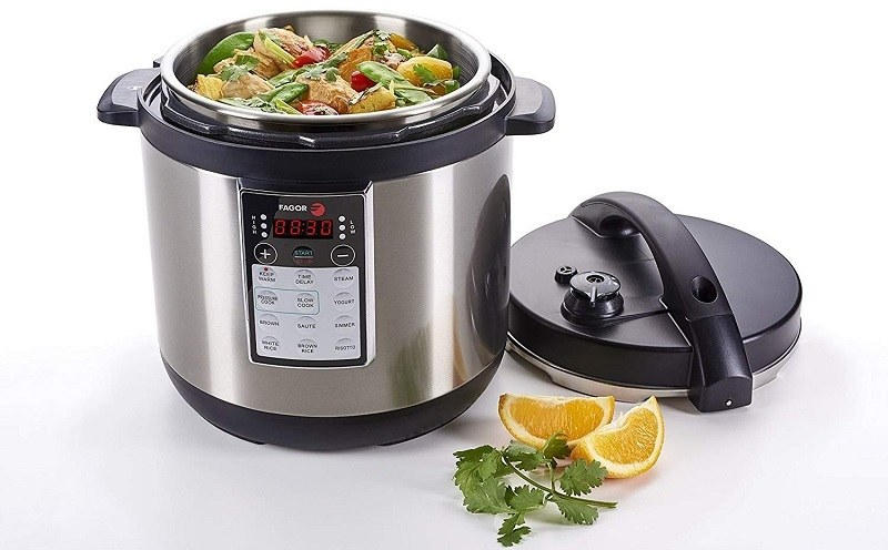 With a pressure cooker, you spend less time on cooking and save costs in the long run. Source: Pressure Cooker Pros