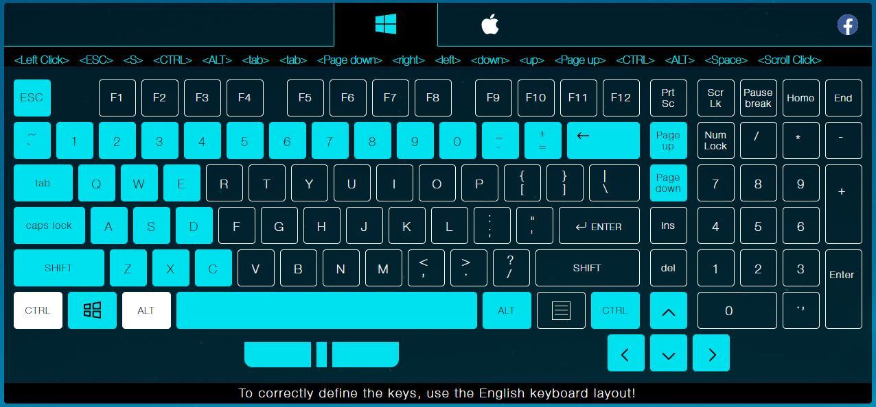 phần mềm test bàn phím laptop online