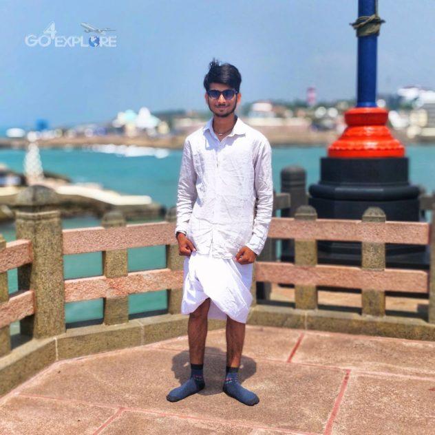 Kanyakumari - SOlo Traveling in India