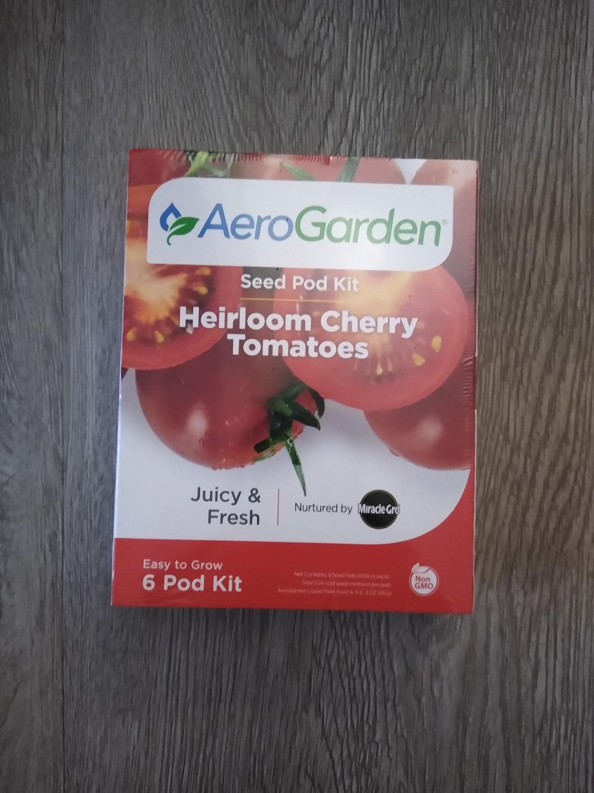 aerogarden tomato seeds
