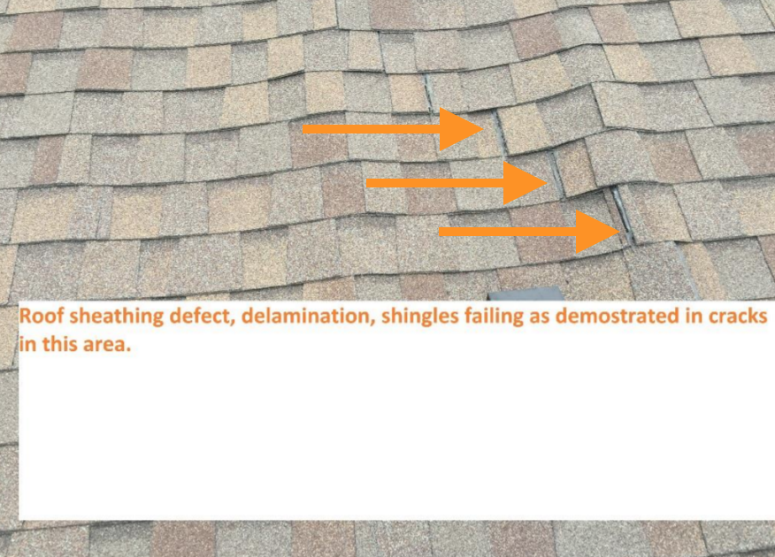 Common roof construction defects