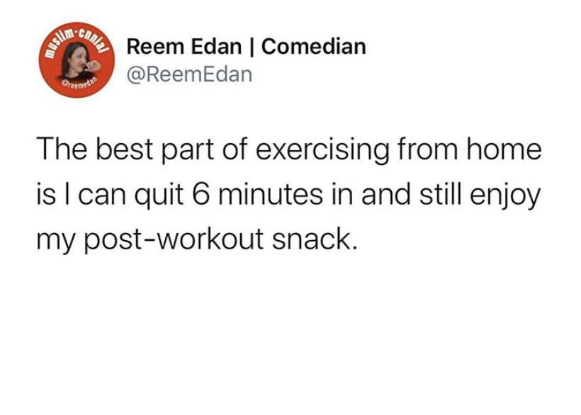 workout coronavirus meme