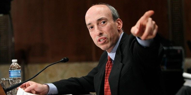 SEC chief Gary Gensler says crypto will become mainstream only if clear  rules are in place as he plans tighter regulation   Currency News    Financial and Business News   Markets Insider
