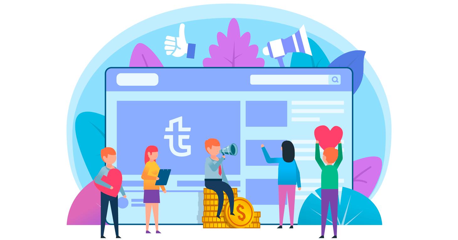 Ngành affiliate marketing đang phát triển (cre: blog.travelpayouts.com)