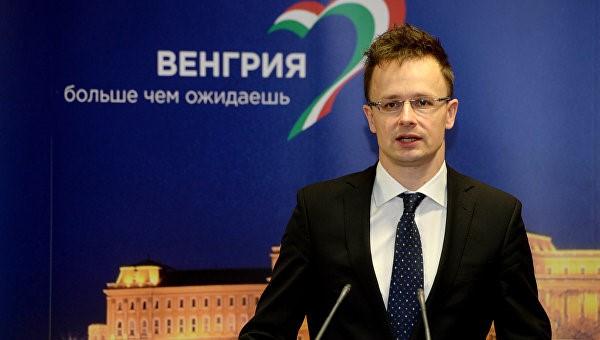 Провайдером антиукраїнської політики Булапешта є міністр Петер Сіятро