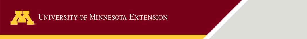 UMN Extension wordmark