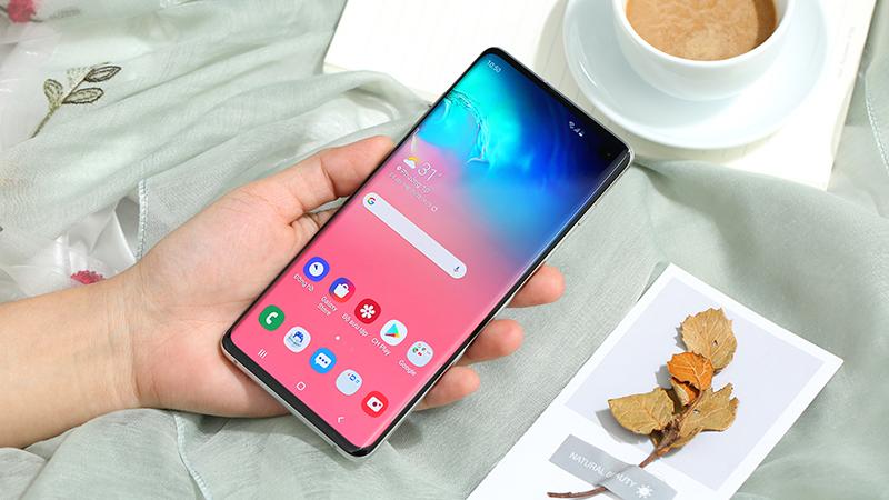 Sửa lỗi Samsung Galaxy S10, S10 Plus không nhận sim lấy ngay