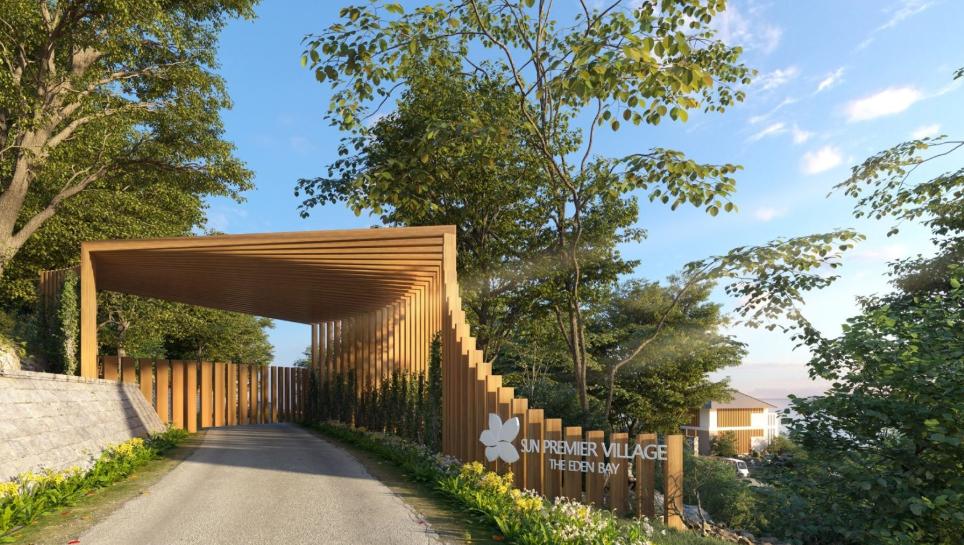Sungroup hợp tác với nhiều công ty để dựng nên The Eden Bay hoàn hảo