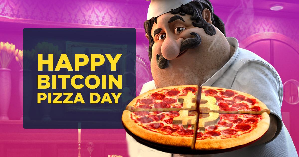 Fascinating Facts about Cryptocurrency - someone once paid 10,000 BTC for two pizzas