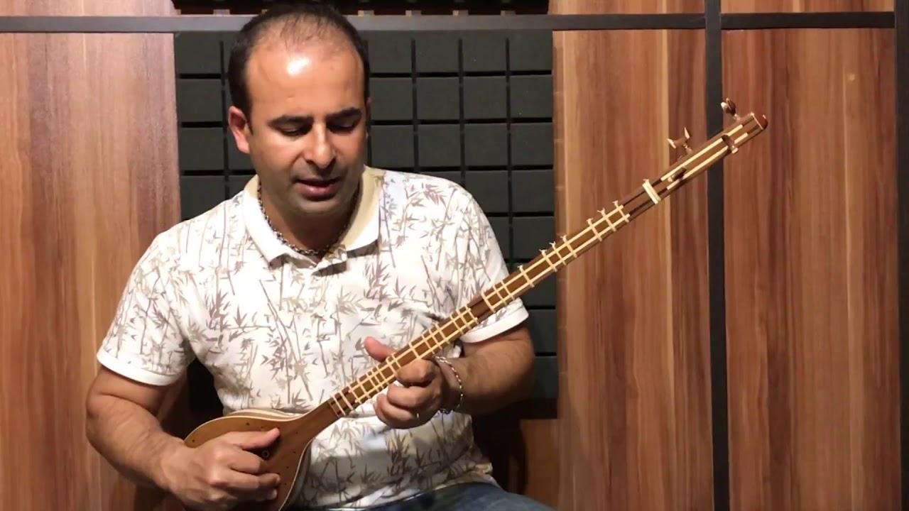 سوگ همایون ده قطعه برای تار ۳ حسین علیزاده نیما فریدونی سهتار