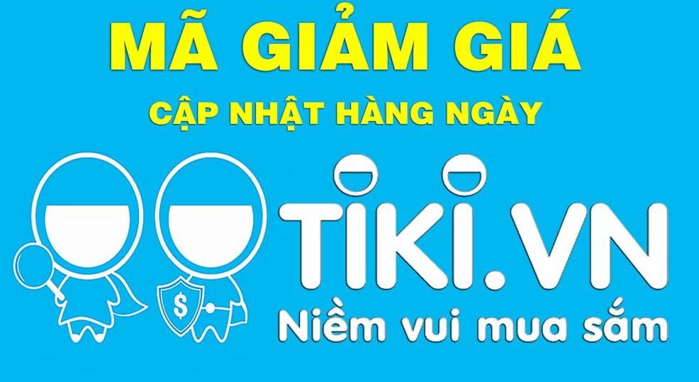Sử dụng mã Tiki coupon giúp bạn thả ga mua sắm nhiều mặt hàng giá rẻ hơn