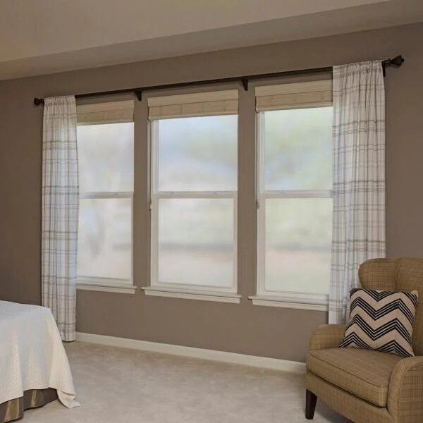 Frosted Privacy Window Ideas
