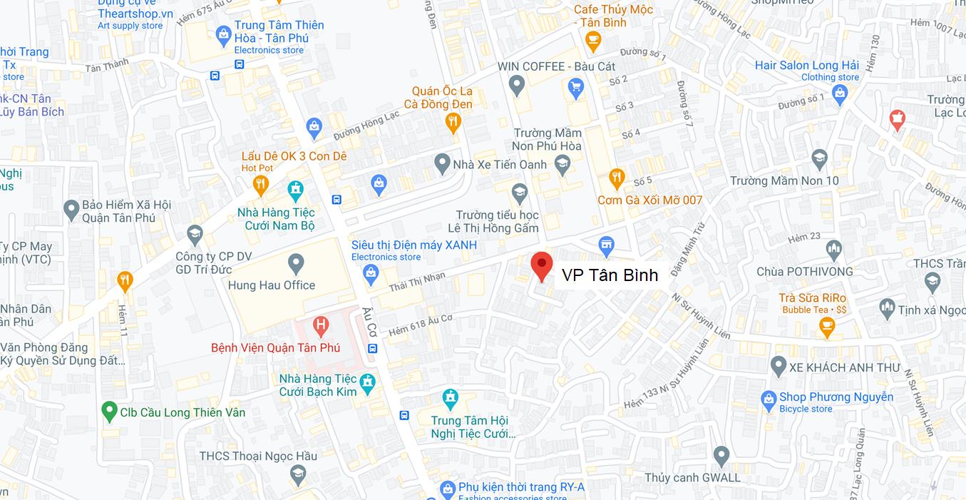 Địa chỉ văn phòng nhà xe Chơn Mỹ Limousine tại Sài Gòn