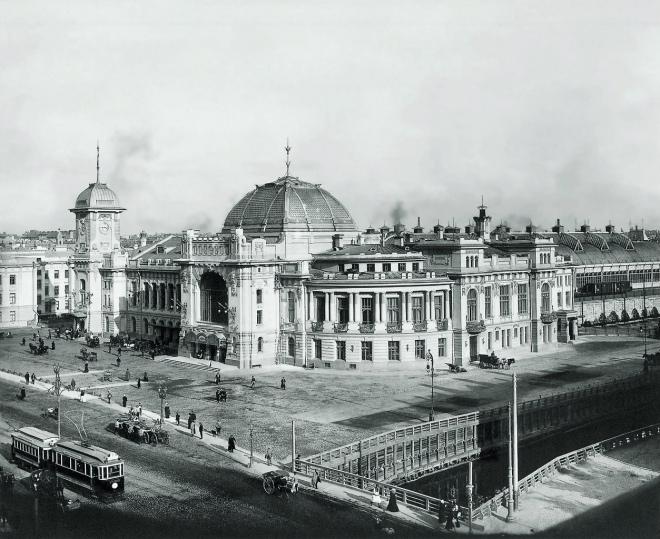 Царськосельський вокзал
