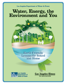 Water, Energy, the Environment and You - Book Cover