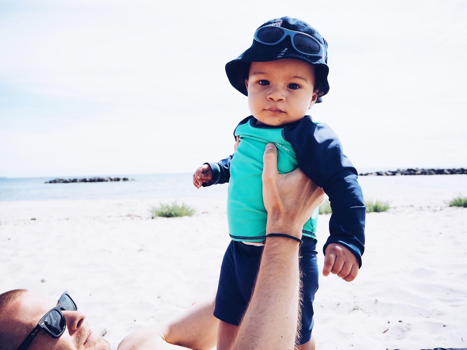 12 Summer Wardrobe Essentials for Baby  beach polarn o.pyret jojo maman bebe