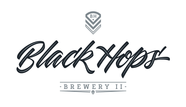 Black Hops Brewery logo