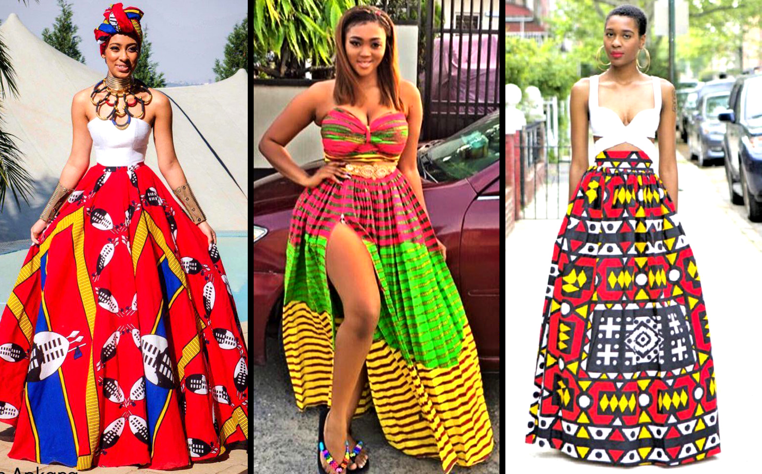 Fashion 101 Top 5 African Print Trends In Ghana Myjoyonline Com