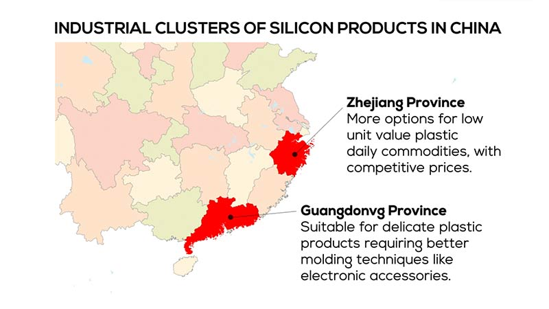 GuangDong vs Zhejiang Sillicon Products