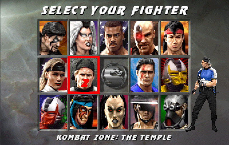 Image result for mortal kombat 3 game