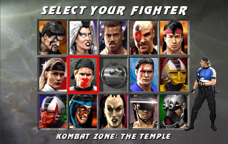 Image result for mortal kombat 3 game