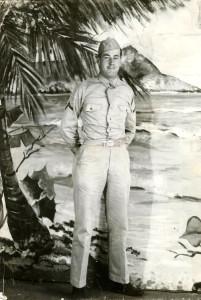 Walter Rogers in 1942